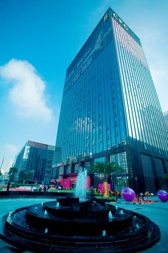 财富港国际中心盛大入伙,深圳西岸发展进入新时代(图)